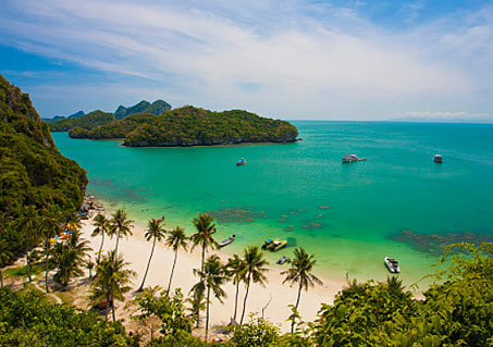 Non-touristic places of interest in Koh Samui