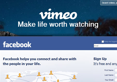 How to download videos from Vimeo to Facebook